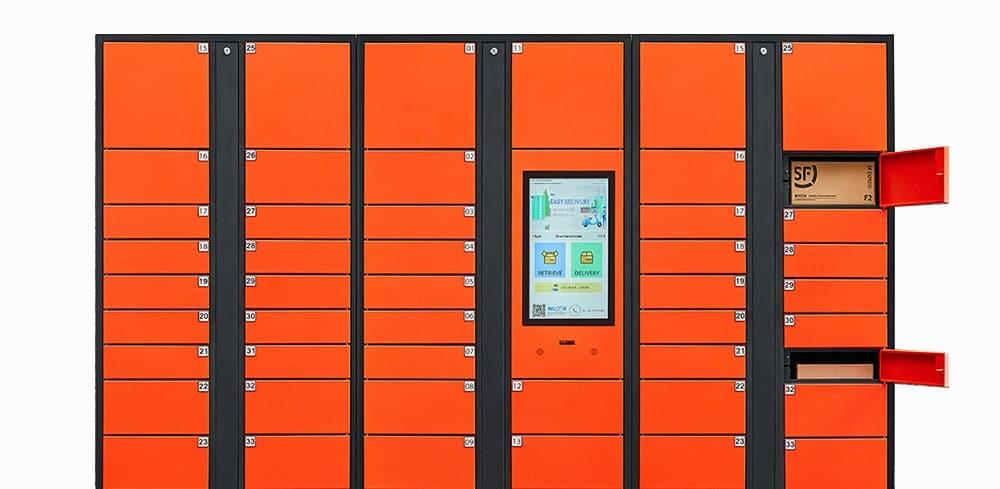 custom built smart locker in malaysia singapore