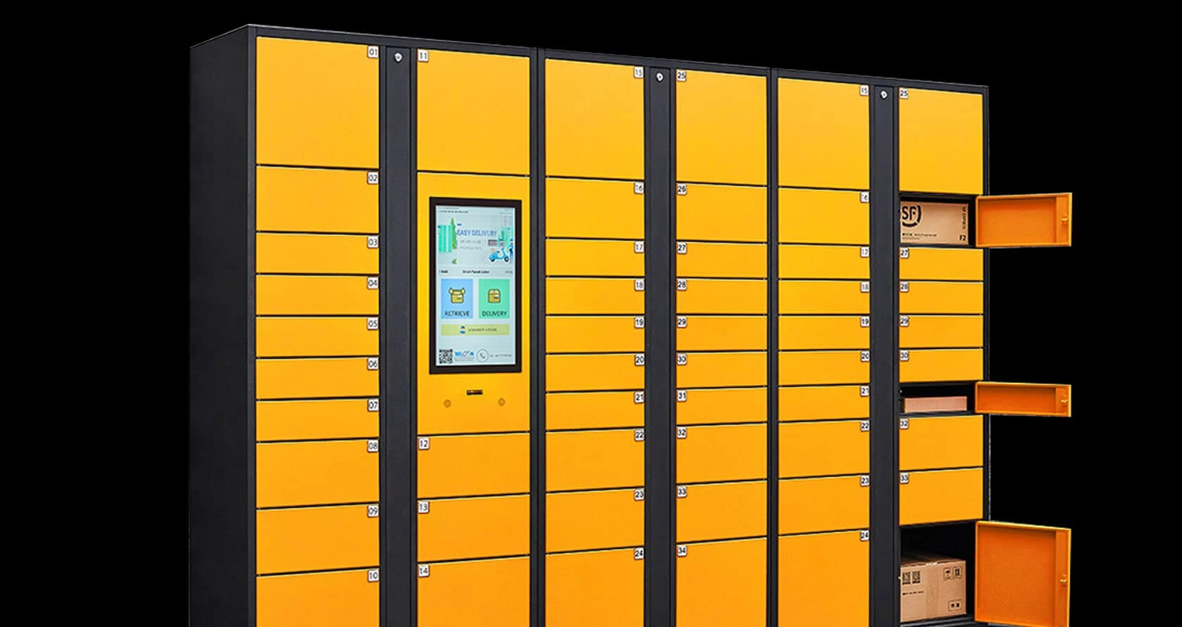 malaysia smart locker vendor